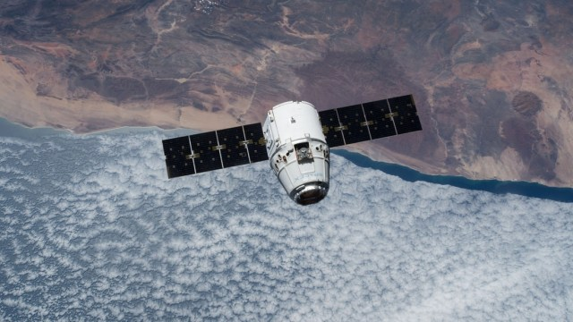 SpaceX Dragon Cargo launching today
