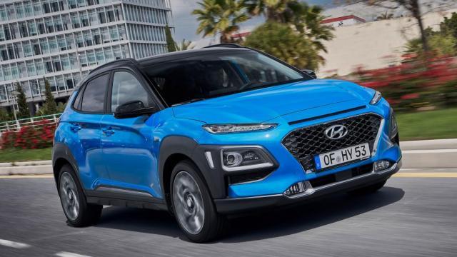 2019 Hyundai Kona hibrit 2