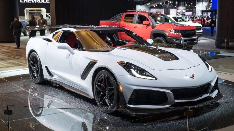 2020 Chevrolet Corvette yazılım koruması ile geliyor ...