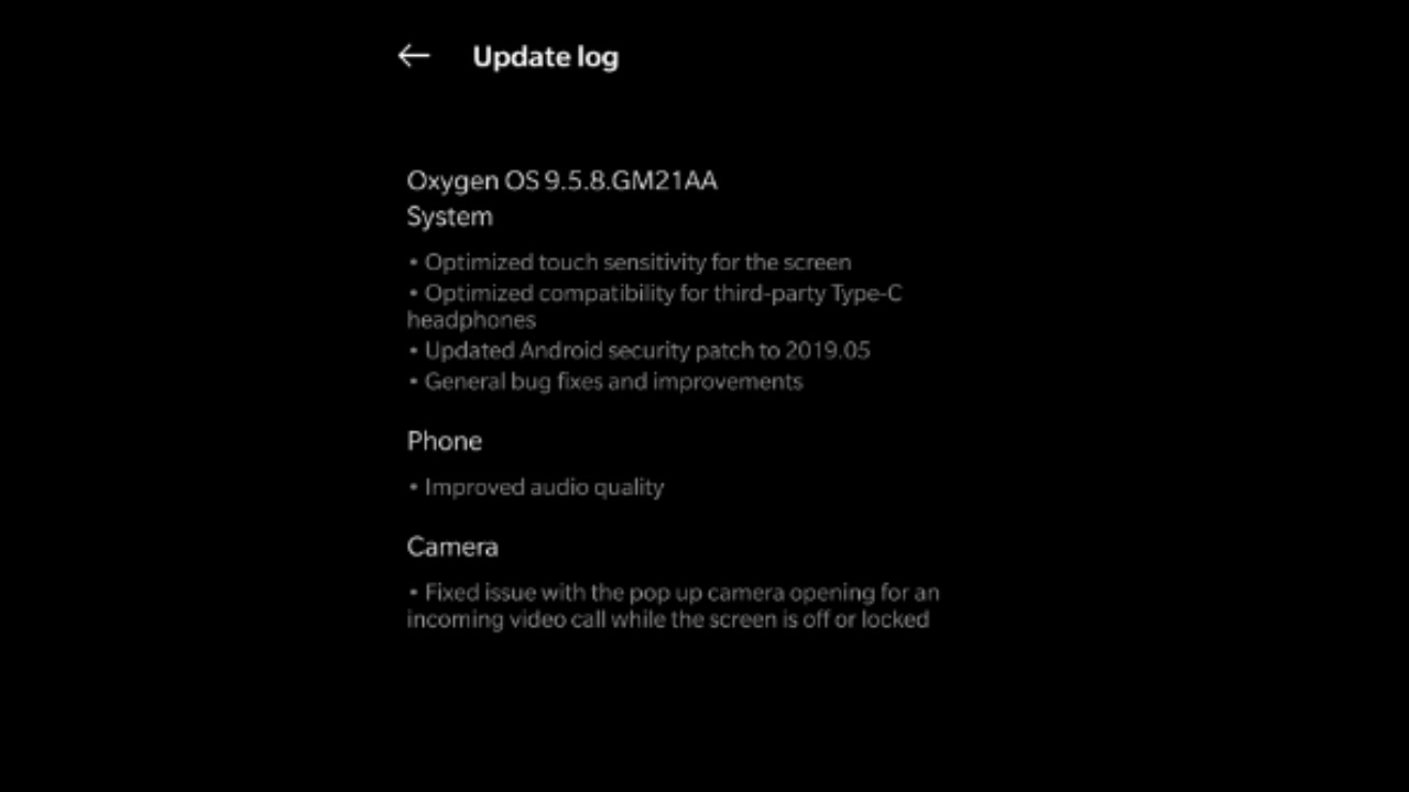 OnePlus 7 Pro yeni güncelleme ile önemli sorunları düzeltecek! - ShiftDelete.Net
