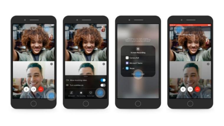 Skype mobil ekran paylaşımı özelliği ile dikkat çekecek! - ShiftDelete.Net (1)