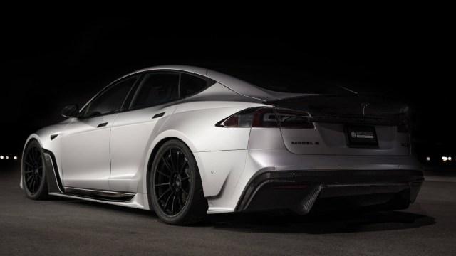 Tesla Model S için yeni tasarım gelebilir! - ShiftDelete.Net