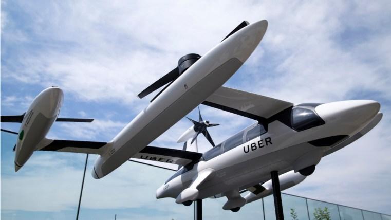 Uçan araçlar için AT & T ve Uber ortaklık kuracak! - ShiftDelete.Net (2)