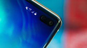 Galaxy S11 için ekran altı kamera açıklaması!