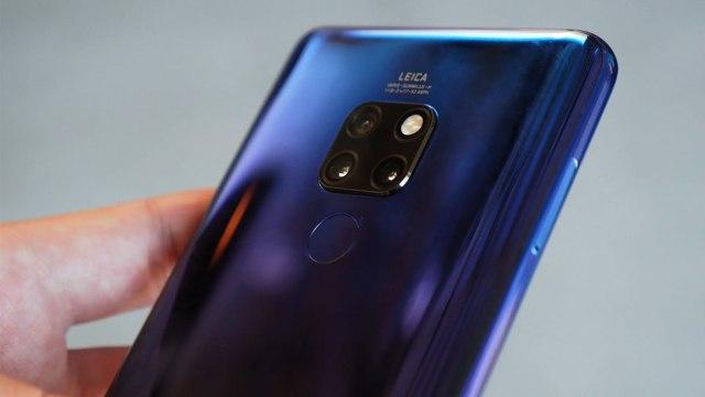 Mate 30 için Huawei işletim sistemi sinyali