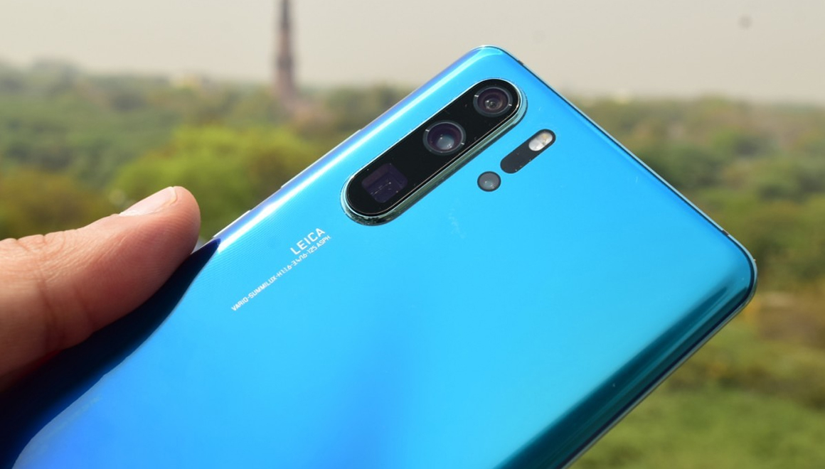 Huawei P30 serisi büyük bir başarıya imza attı