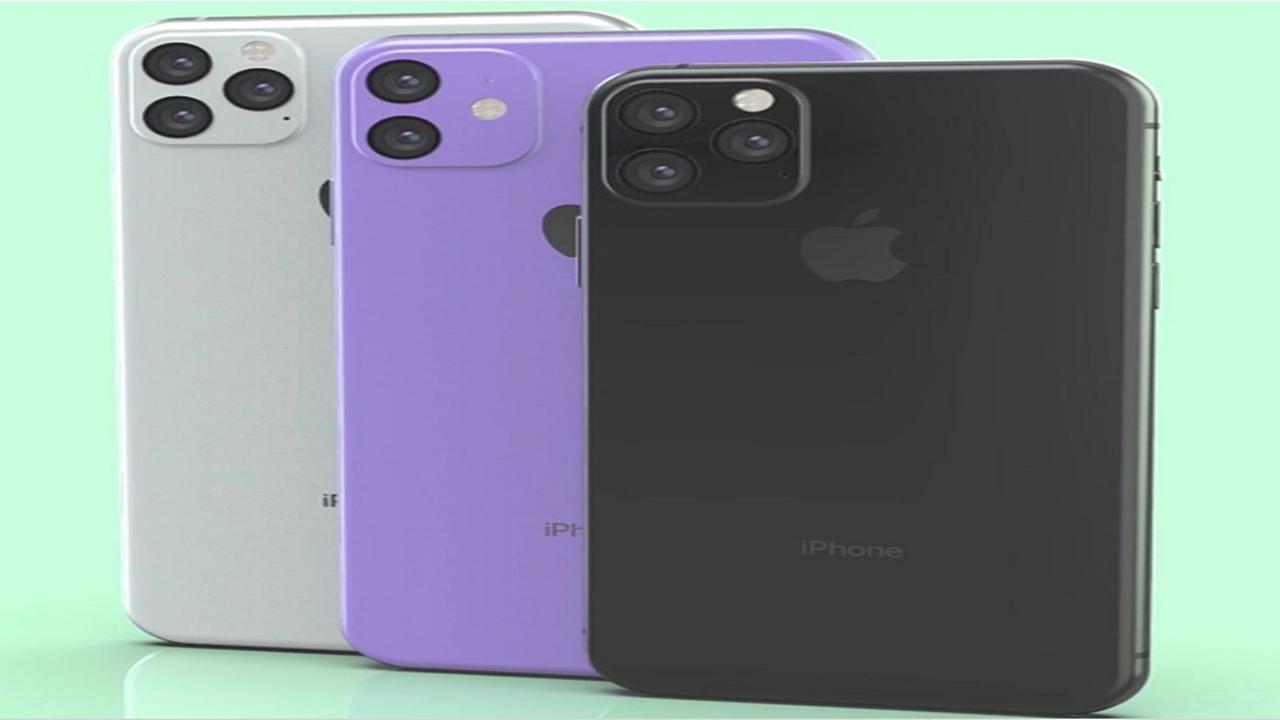 iPhone 11 tasarımı