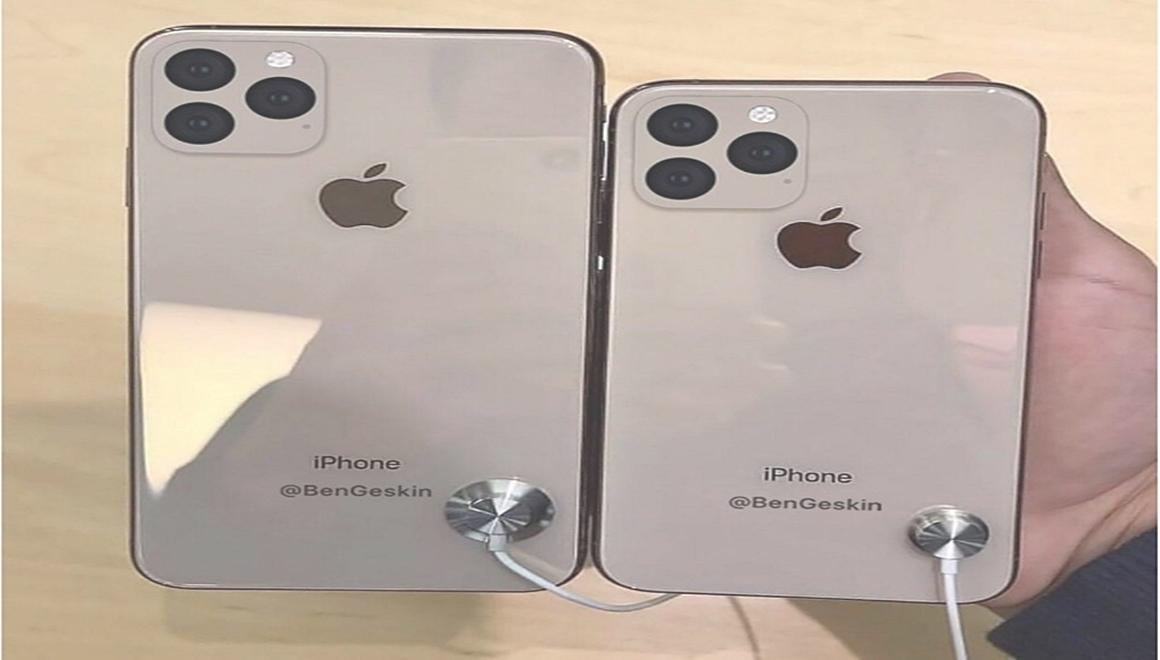 iPhone 11 kamerası