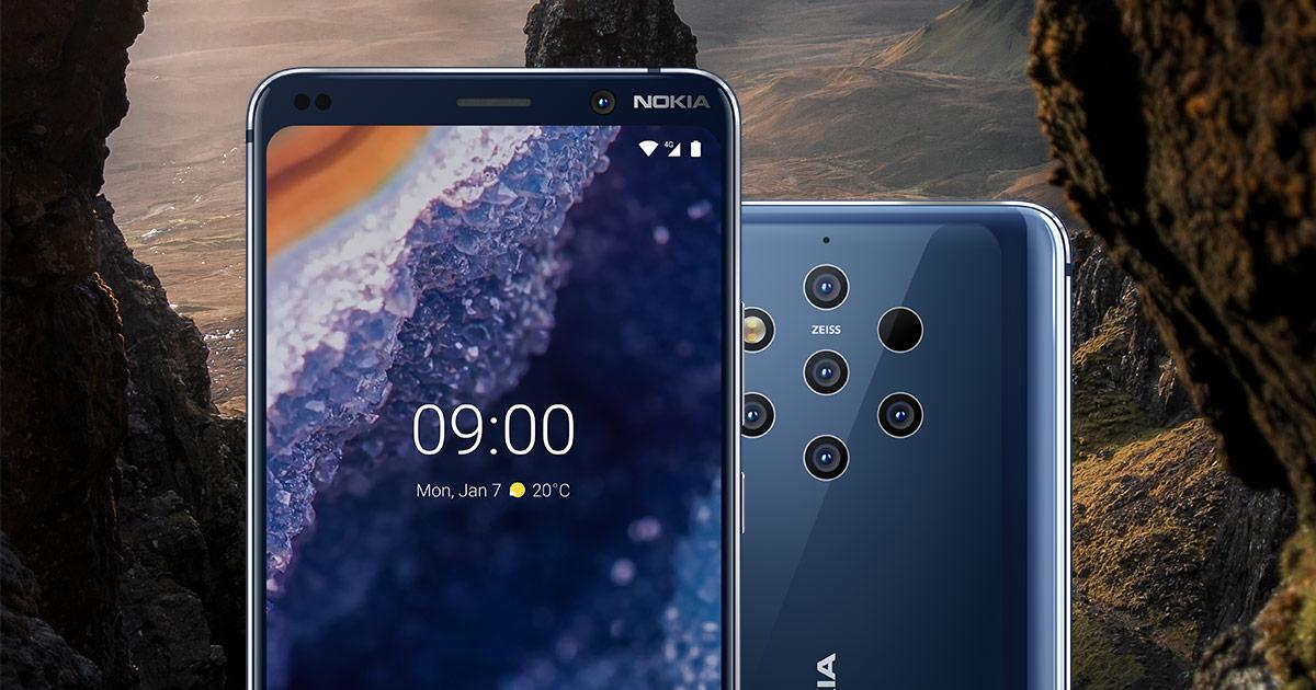 Nokia 5G telefon
