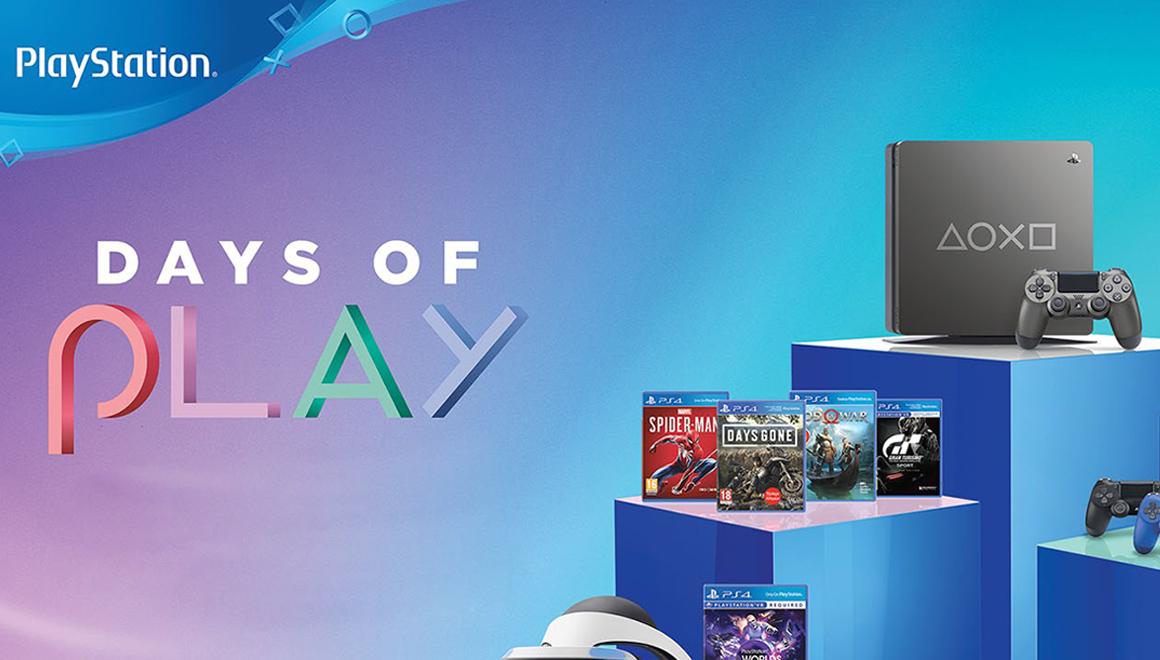 PlayStation için Days of Play 2019 indirimleri başladı!