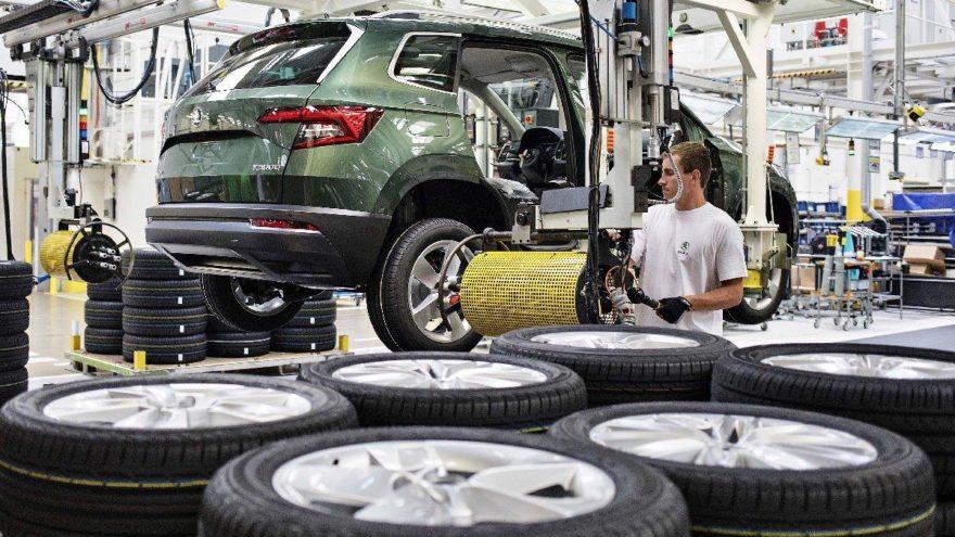 Volkswagen yeni fabrikası