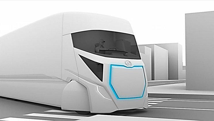 Volvo otonom kamyonlar NVIDIA