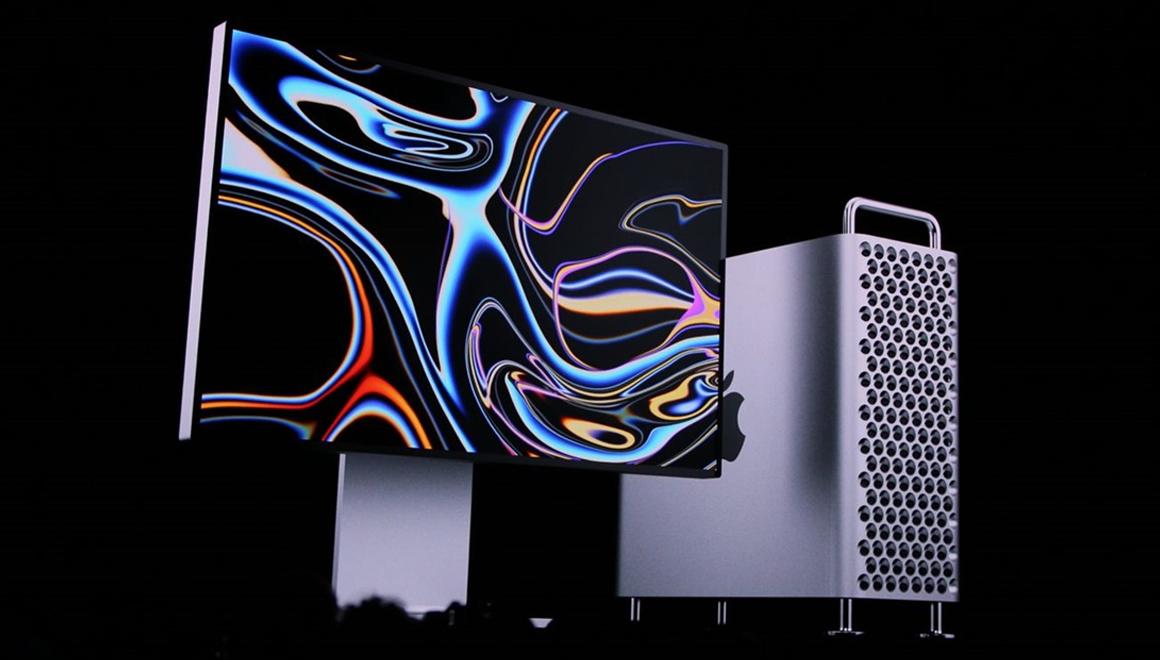 Yeni Mac Pro tanıtıldı! İşte özellikleri