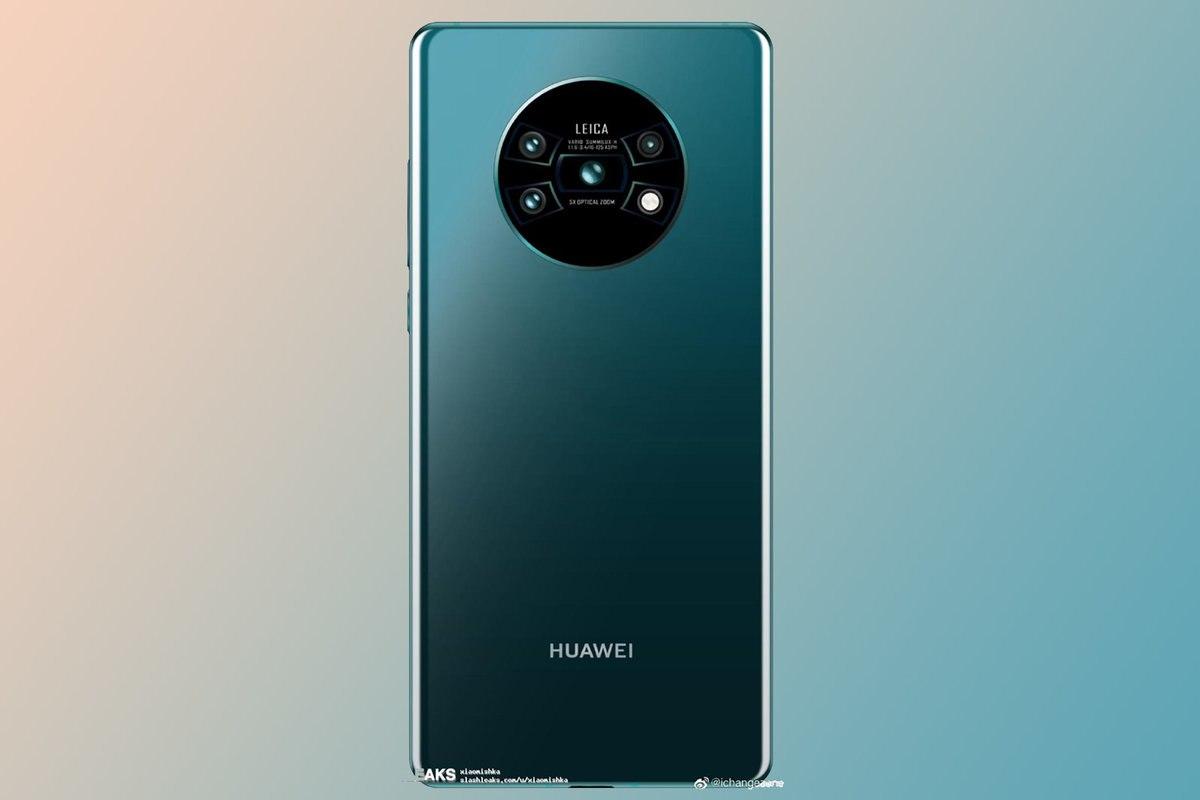 1200p olan en kavisli ekran Huawei Mate 30 Pro ile gelecek! - ShiftDelete.Net(1)