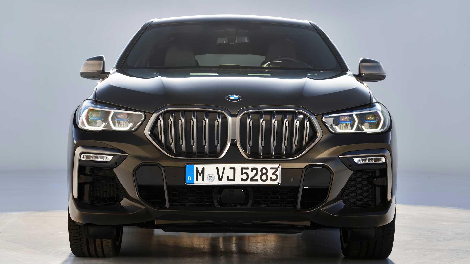 Performans odaklı: 2020 BMW X6 tanıtıldı!