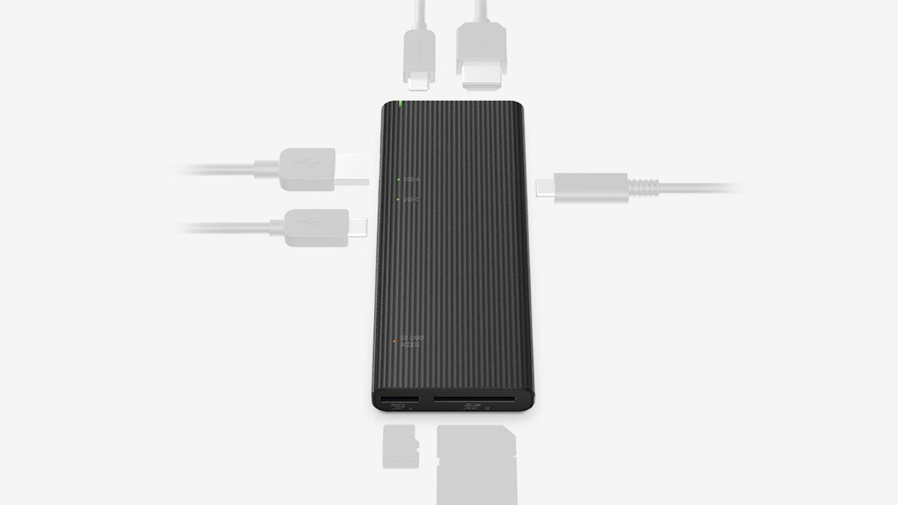 Dünyanın en hızlı USB Hub çoğaltıcısı Sony MRW-W3 tanıtıldı! - ShiftDelete.Net (1)