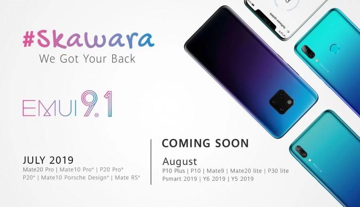 Temmuz ayında EMUI 9.1 alacak beş Huawei telefon! - ShiftDelete.Net2