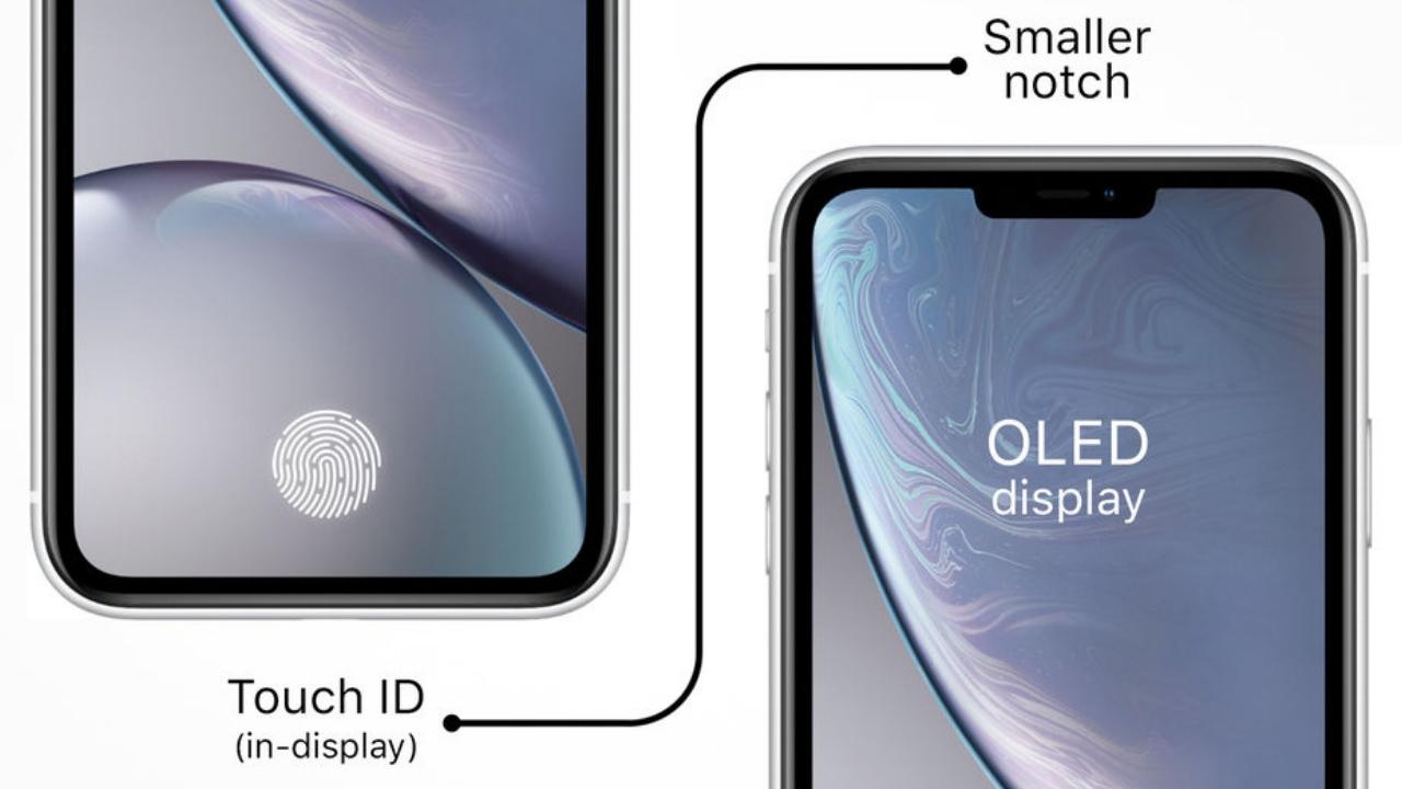 SonundaiPhone ekrandan parmak izi okuyucuözelliğine kavuşacak!