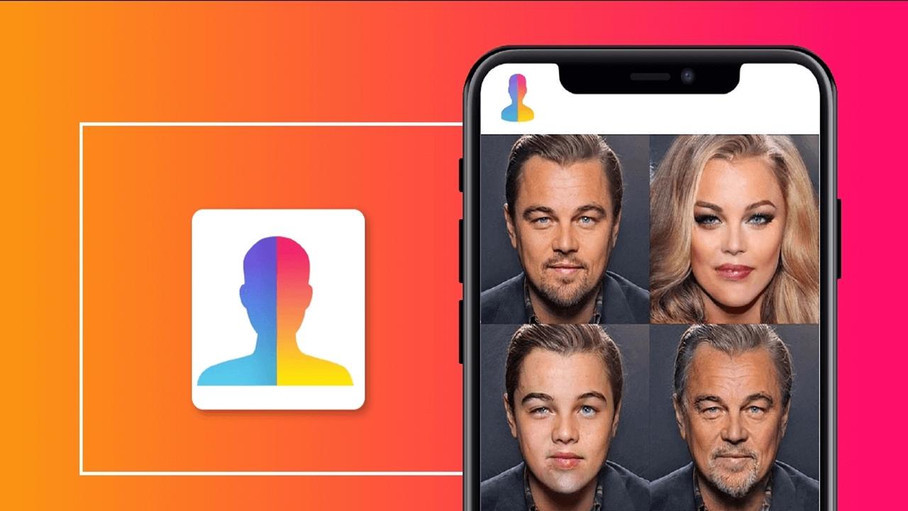 FaceApp yaşlandırma uygulaması