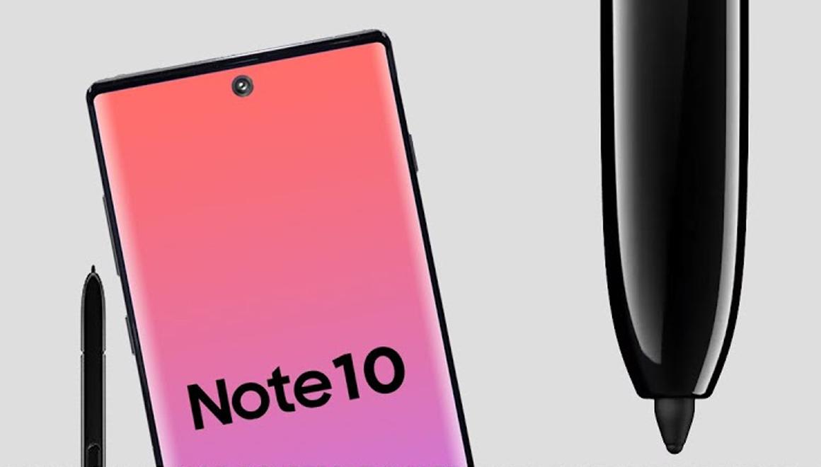 Galaxy Note 10 tanıtım videosu yayınlandı!