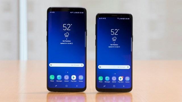 Galaxy S9 ve S9 Plus güvenlik güncellemesi yayınlandı 2
