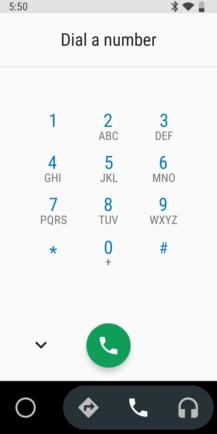 google asistan android auto
