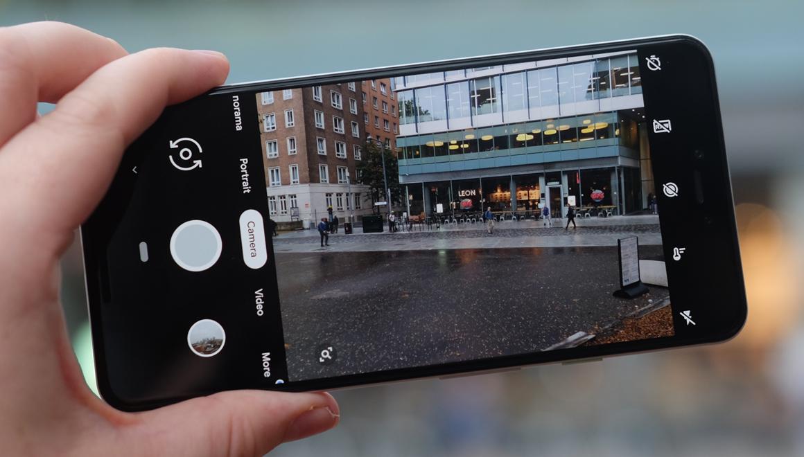 Google Pixel 4 kamera özellikleri