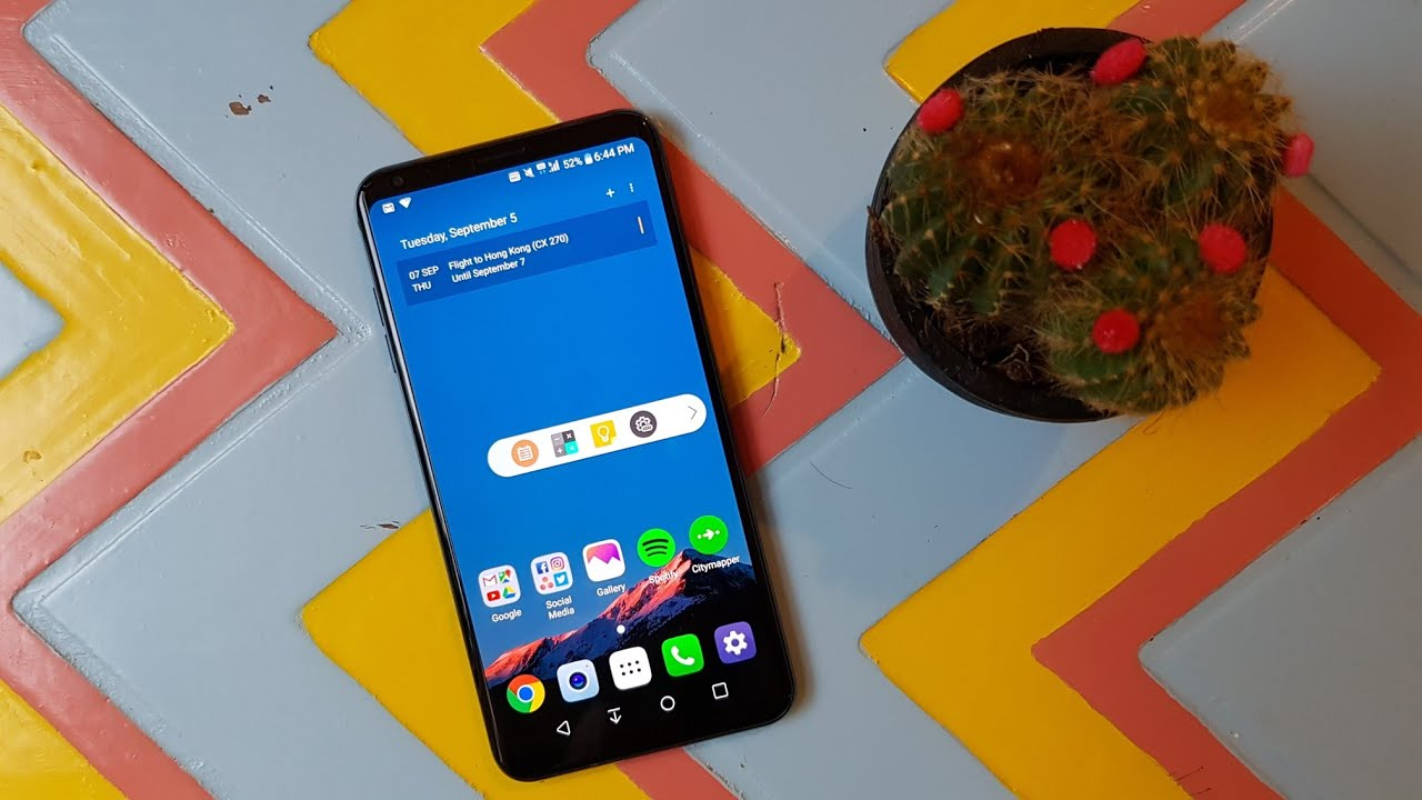 Lg V30 Us998 Android Pie