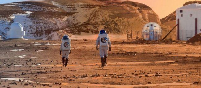 Mars'ta yaşam, mors kolonizasyonu, Spacex, nasa