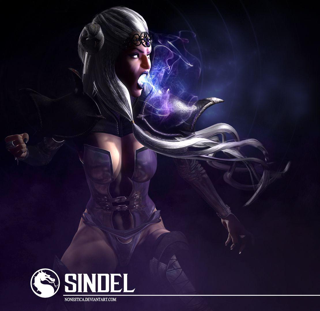 Mortal Kombat 11 için sindel müjdesi 2