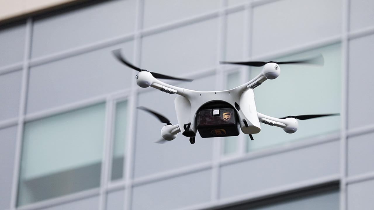 drone teknolojisi