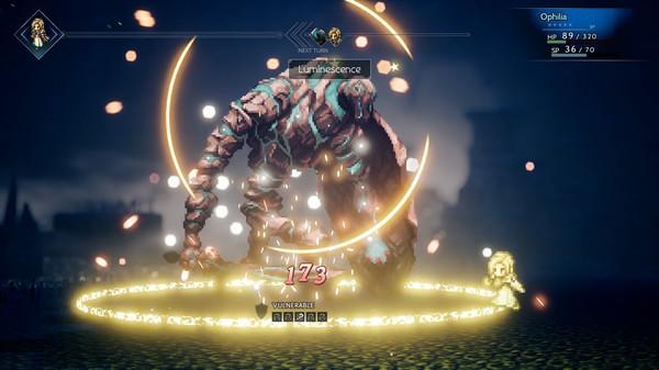 Steam hafta sonu özel fırsatı Octopath Traveler
