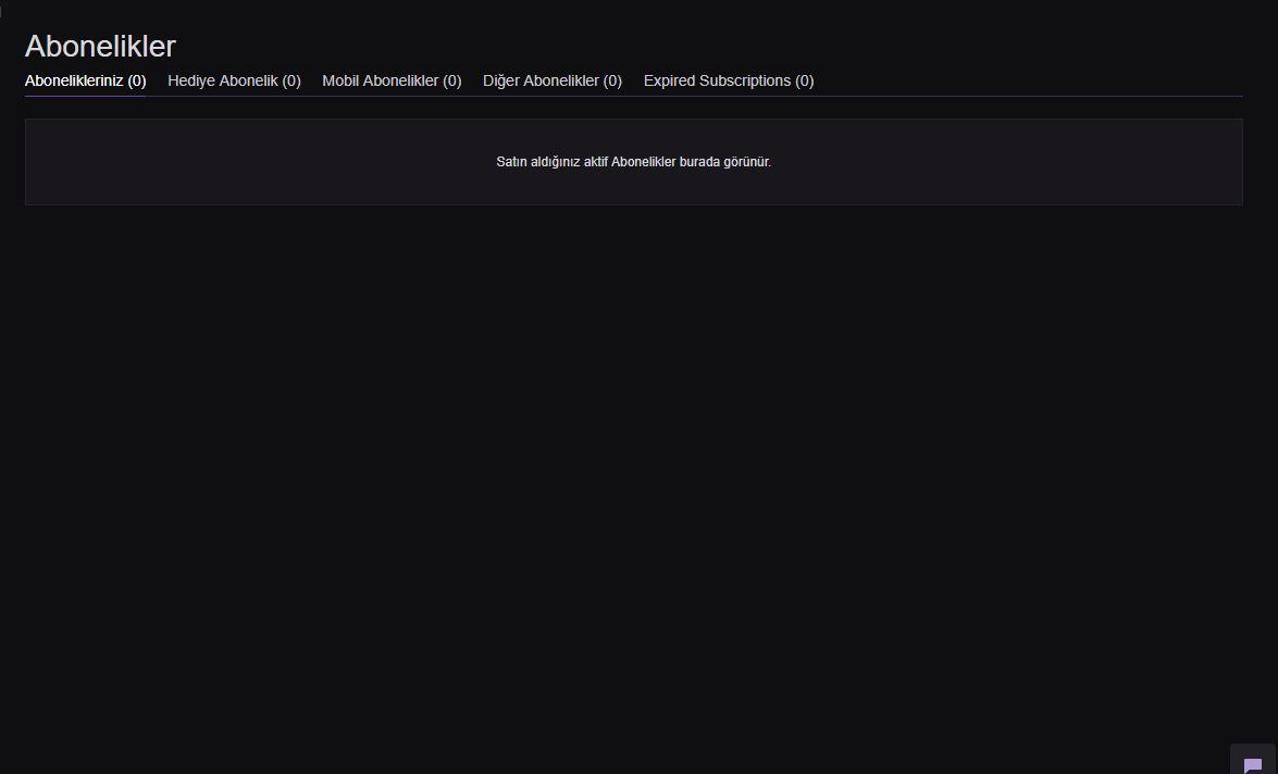Twitch kanal aboneliği nedir ne işe yarar 4