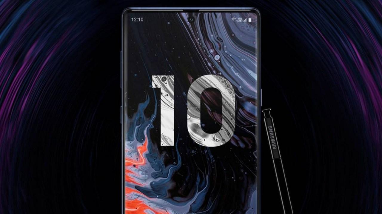 Samsung'un Galaxy Note 10 kılıfları sızdırıldı
