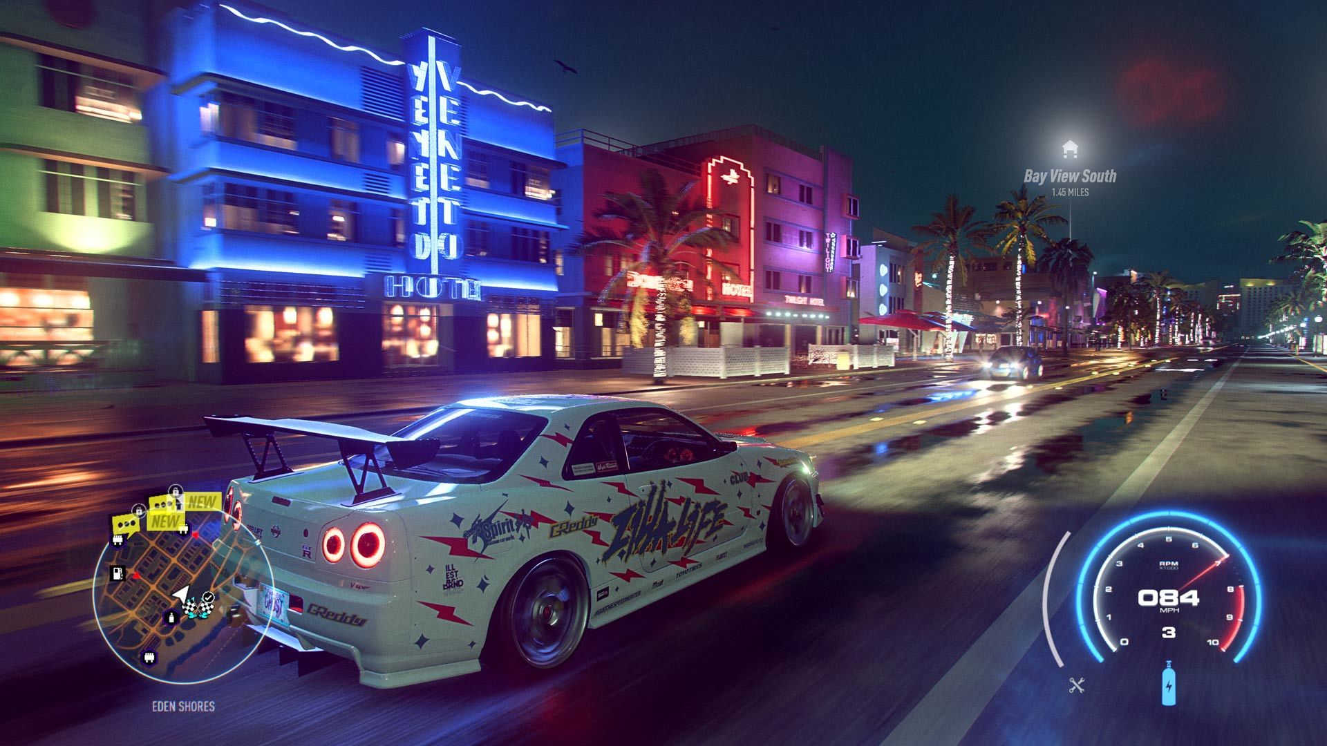 Need for Speed: Heat 4K