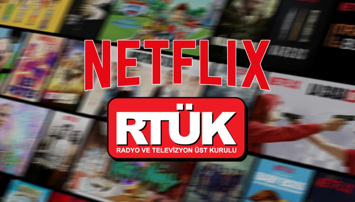 Netflix'ten beklenen basın açıklaması geldi