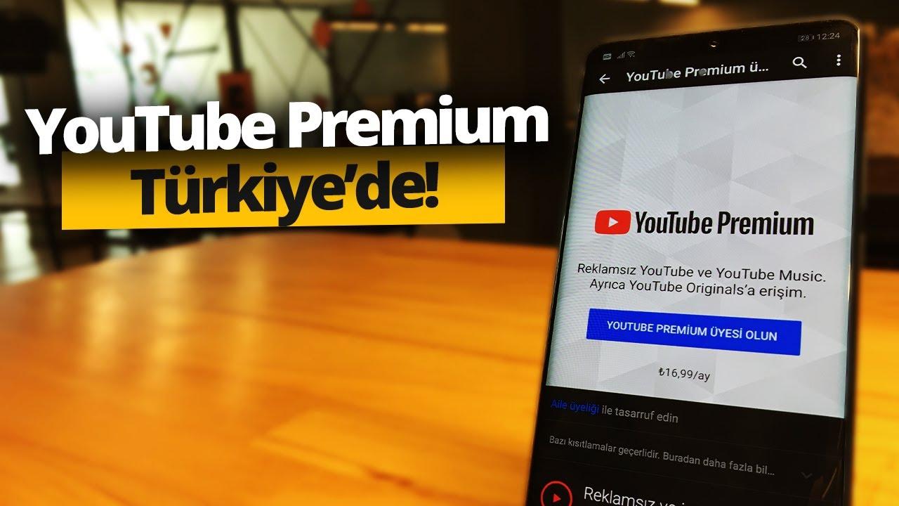 YouTube Premium HD video