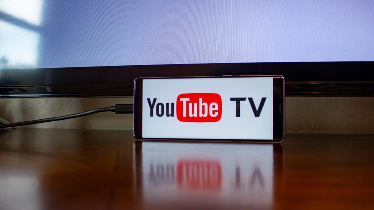 youtube tv deneme sürümü