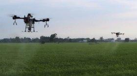 DJI tarım için özel bir drone geliştirdi