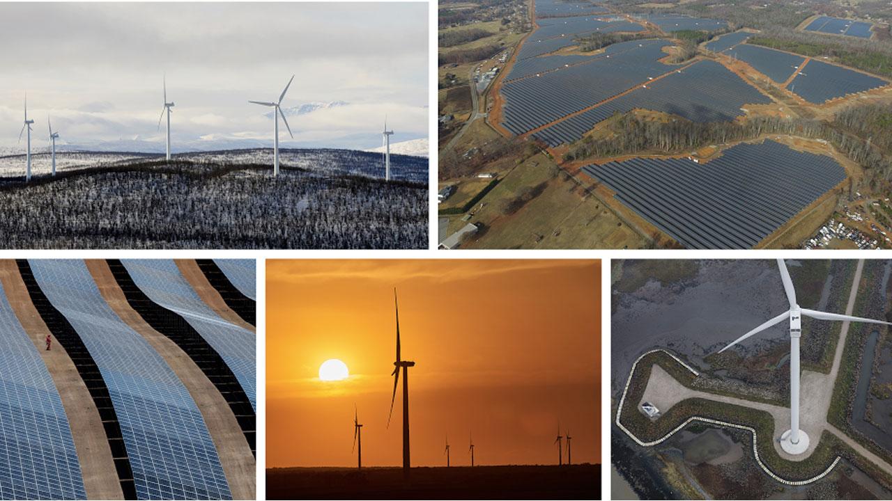 Google 2 milyar dolarlık yatırım yenilenebilir enerji