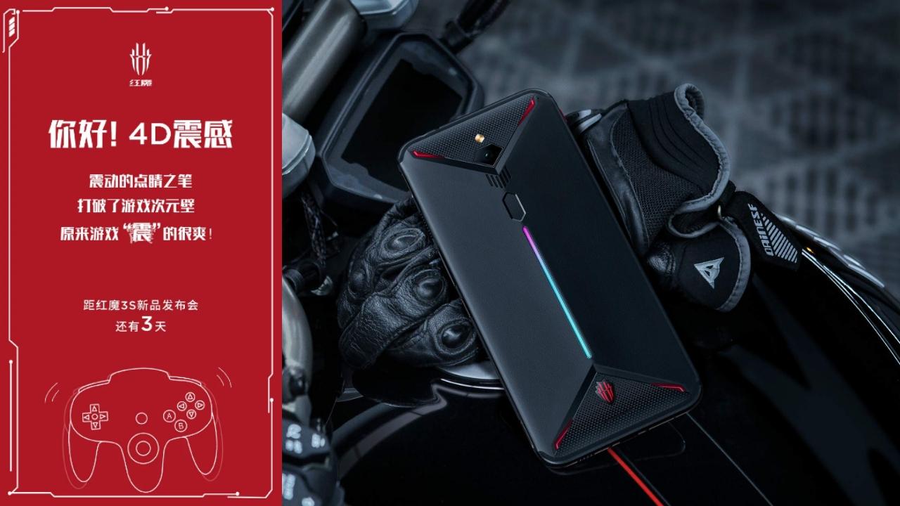 Nubia Red Magic 3S özellikleri için iki önemli detay daha! - ShiftDelete.Net