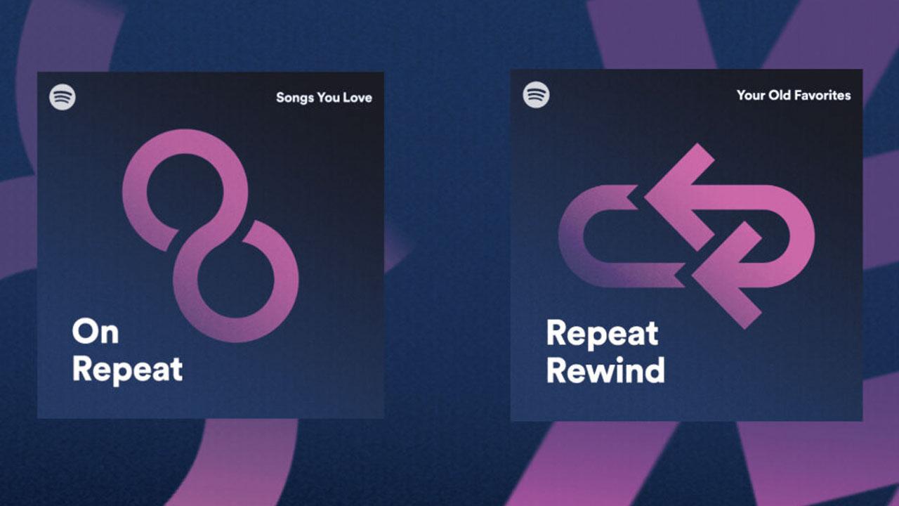 Spotify kişiselleştirilmiş çalma listesi