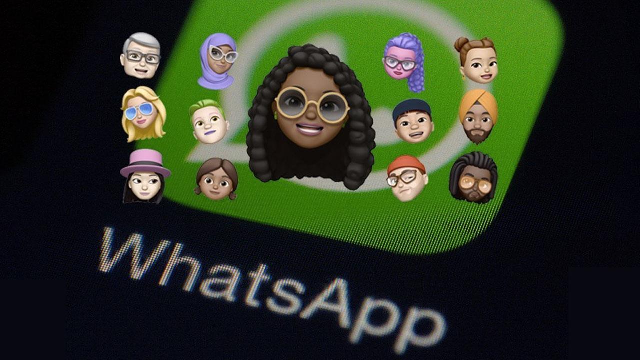 WhatsApp Memoji nasıl yapılır