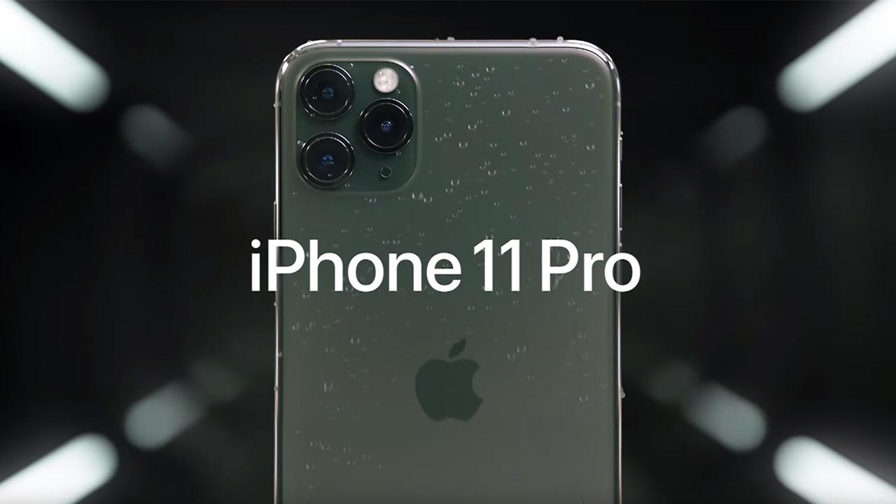 Apple iki adet iPhone 11 Pro TV reklamı yayınladı