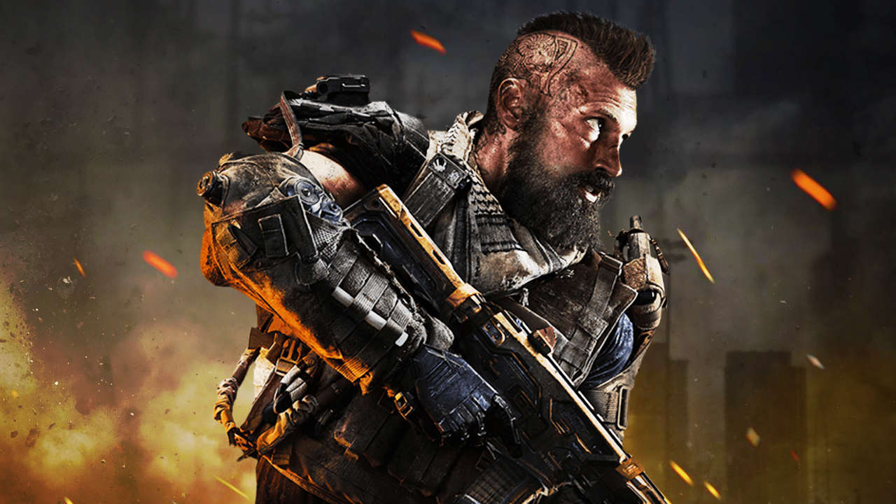 Call of Duty Black Ops 4 Operation Dark Divide