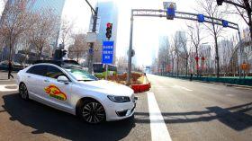 Çin'de insansız otomobillere plaka takıldı