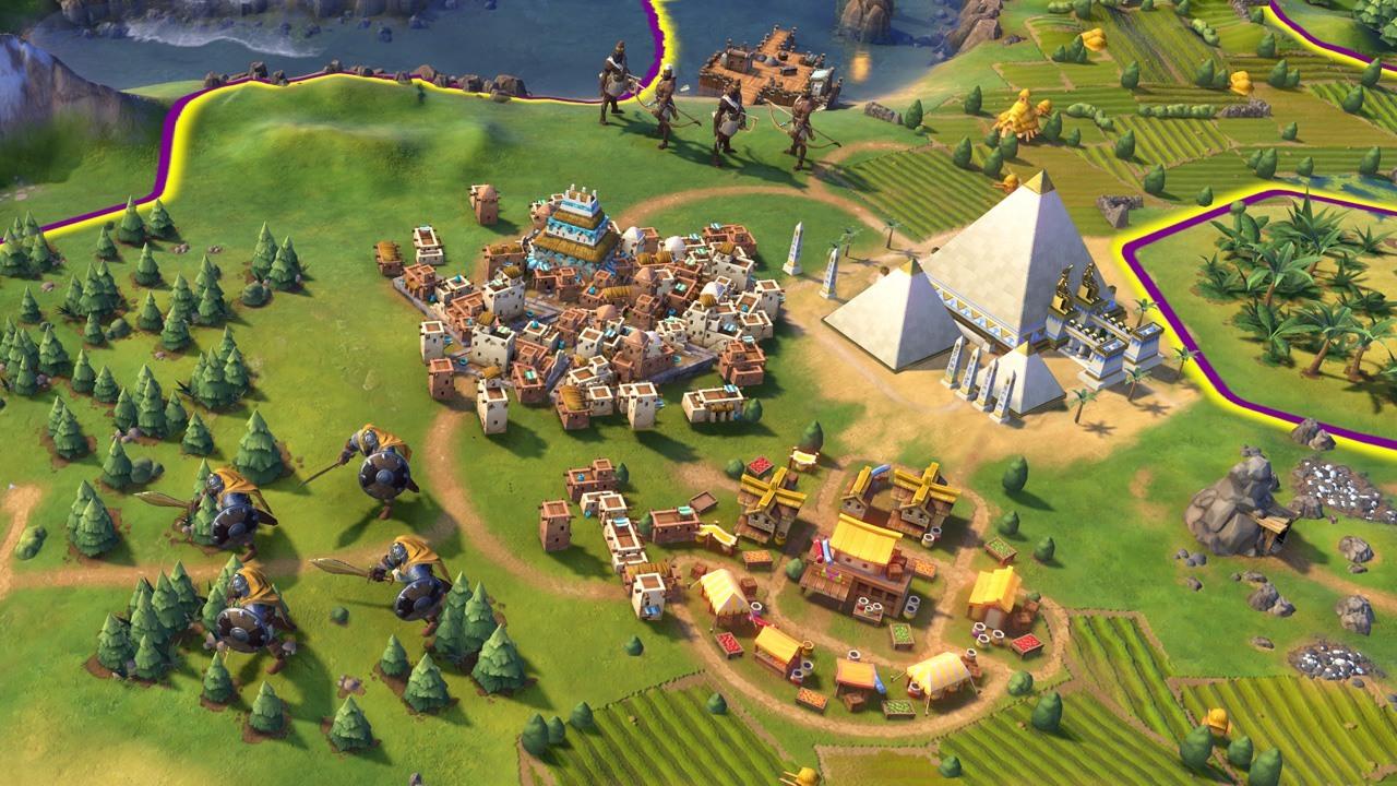 Civilization VI Battle Royale