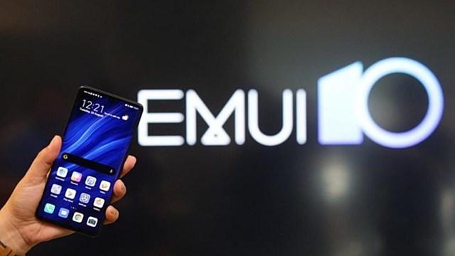 EMUI 10 güncellemesi alacak Huawei telefonları