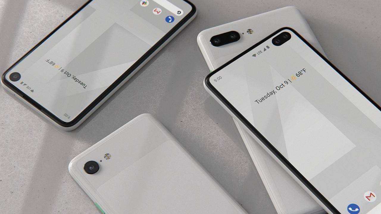 Google Pixel 4XL 5G