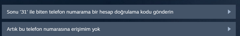 Steam hesap kurtarma 2019
